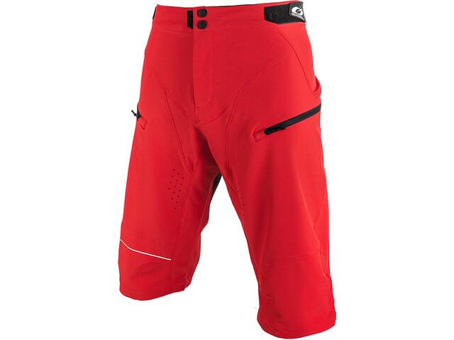 O'Neal Rockstacker Pantalones cortos Hombre, red